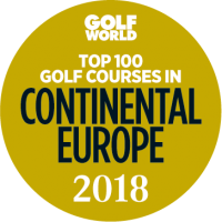 Golf World Top 100 Golf Courses In Continental Europe 2018