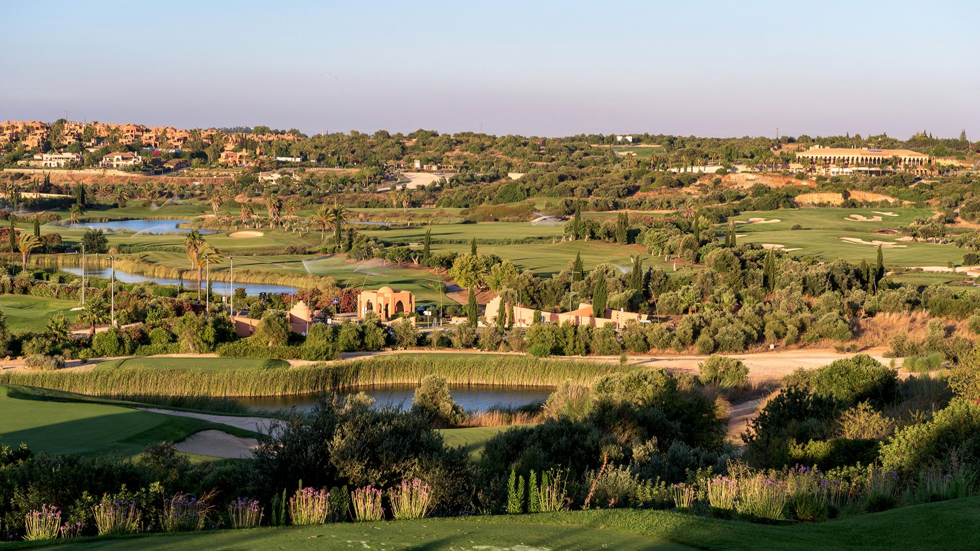 Amendoeira Golf Resort - an award winning golf resort