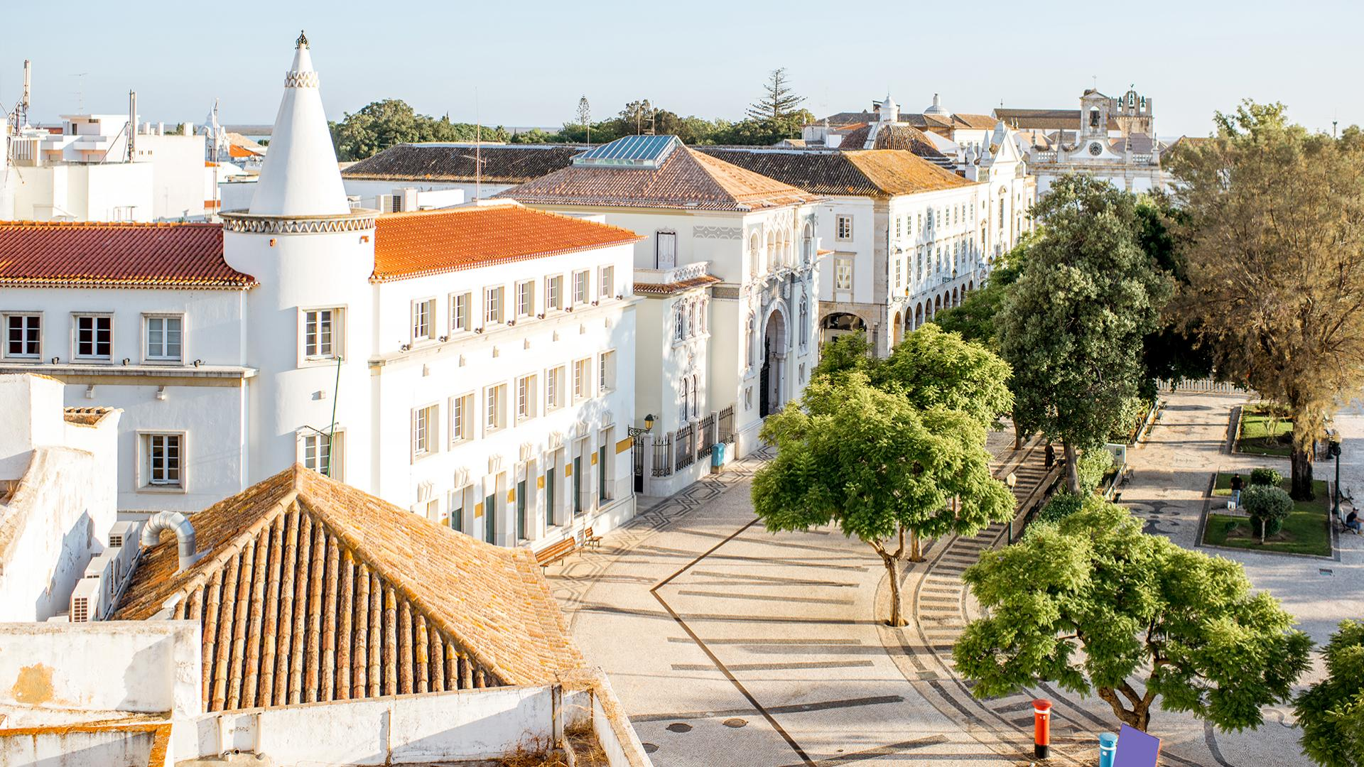 Faro: 48 hours south