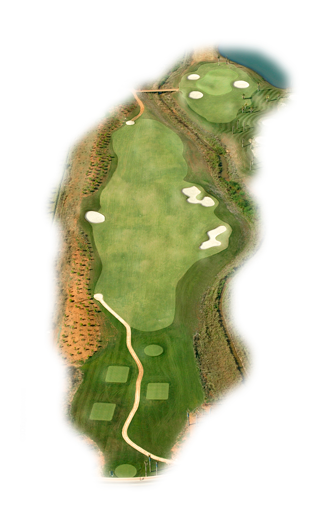 O'Connor Jnr. Course - Hole 4