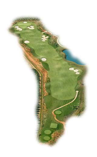 O'Connor Jnr. Course - Hole 5