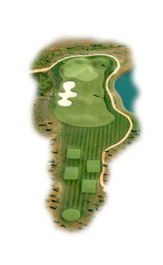 O'Connor Jnr. Course - Hole 6