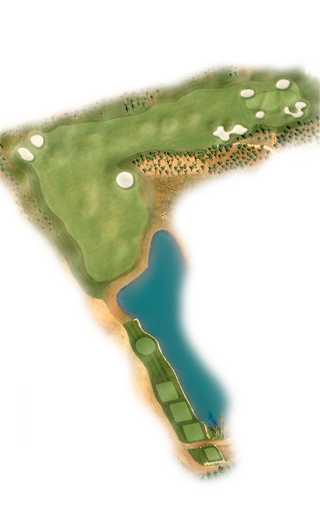 O'Connor Jnr. Course - Hole 10