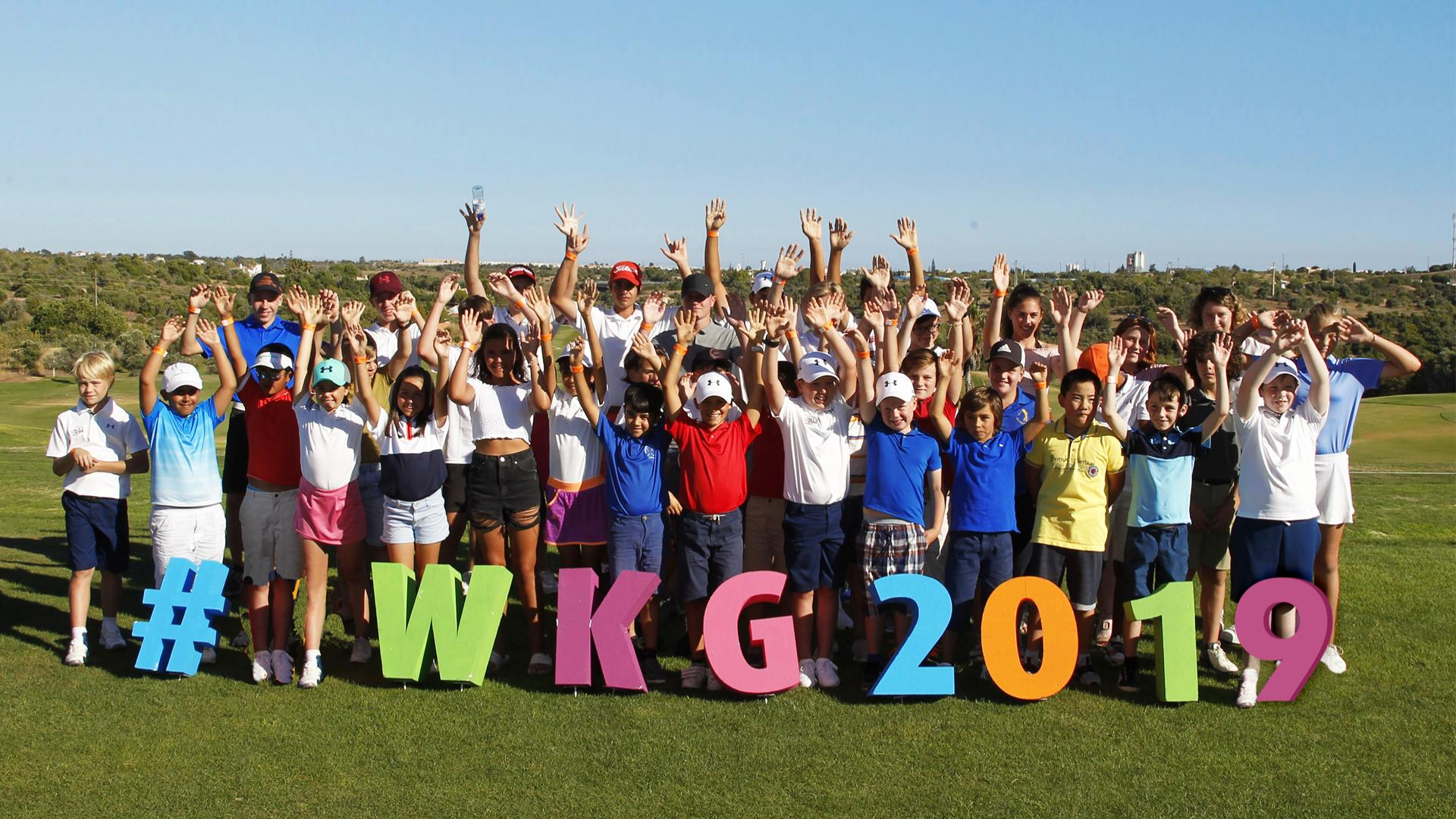Amendoeira World Kids Golf 2020